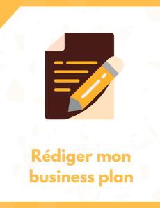 rédiger business plan